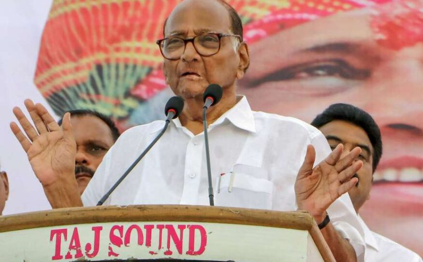 Ramdas Athawale Union Minister Meets Sharad Pawar To End Government Formation Deadlock