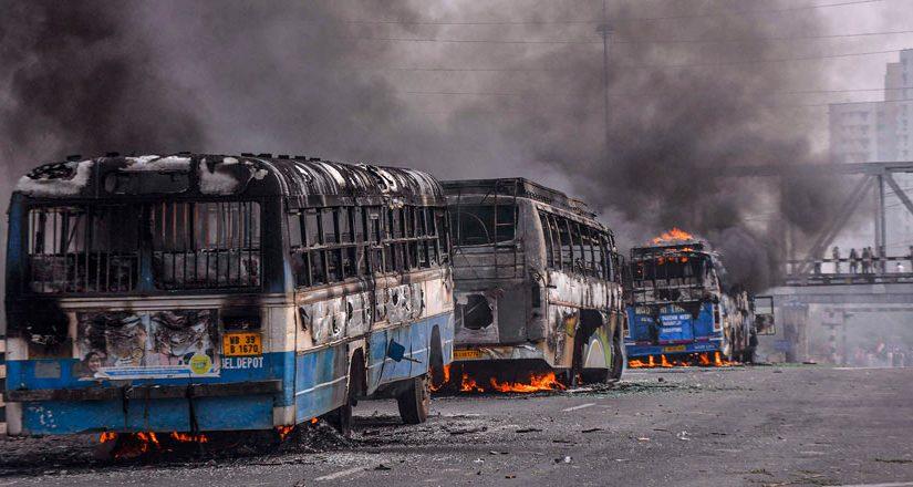 Bengal is Burning