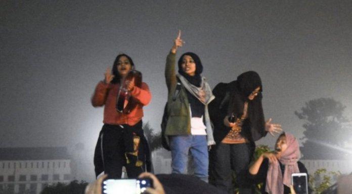 Jamia Millia Students Are At Fault