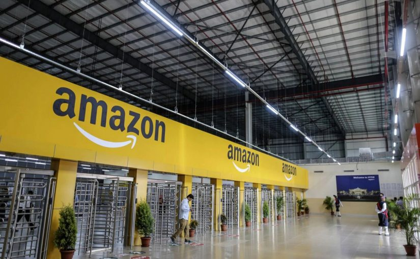 AMAZON'S $1 BILLION, RS. 7,000 CR INVESTMENT IS SELF INTEREST, NOT FAVOUR TO INDIA