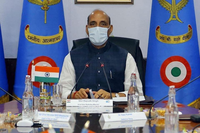 Defence Minister Rajnath Singh Approves Rs 499 Crore To Promote Innovation & Research In Defence And Aerospace Sector