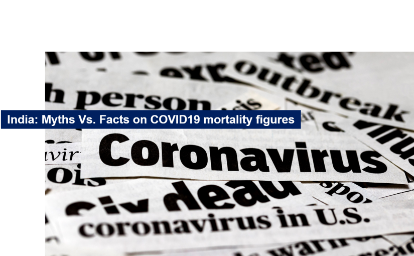 Myths Vs. Facts On COVID19 Mortality Figures