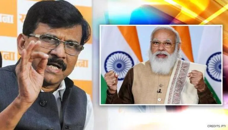 Shiv Sena spokesperson Sanjay Raut Calls PM Modi 'Top Leader of The Country'