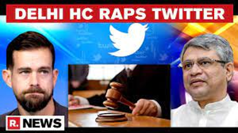 Delhi HC Comes Down Heavily On Twitter, Gives 'last Chance' To Comply With New IT Rules