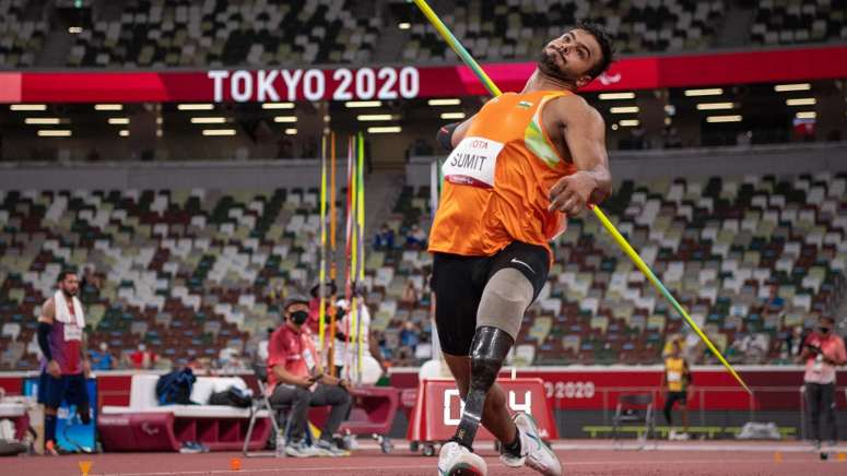 Golden Day For India At The Paralympics! Sumit Antil Breaks World Record Thrice!!