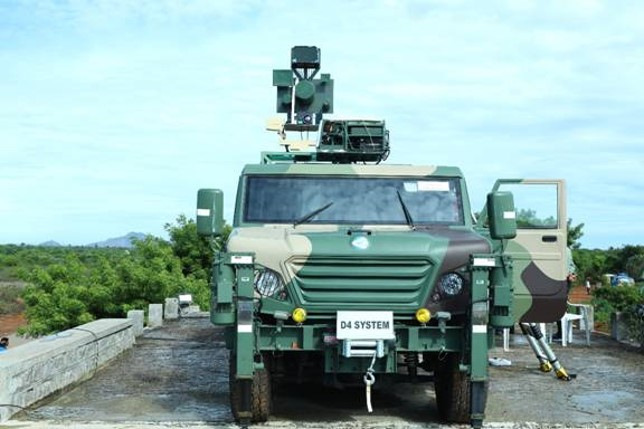 Boost To 'Atmanirbhar Bharat' In Defence -Indian Navy Signs Contract With BEL For Supply Of Naval Anti Drone System