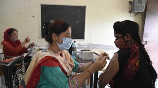 Largest Vaccination Drive Record 12 Million Vaccines Administered In A Day
