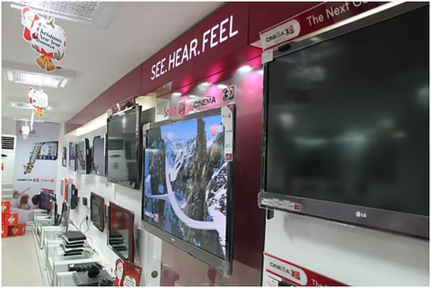 Forget 'Phoren', Almost All TVs Sold In India, Are Now 'Made In India'