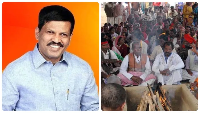 Gharwapsi: The Change Has Begun With My Mother Itself: BJP MLA Launches 'Gharwapsi' Of Converted Christians Including His Mother